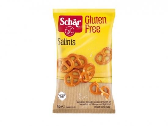 Sūrūs riestainiukai - Schar Salinis, 60g