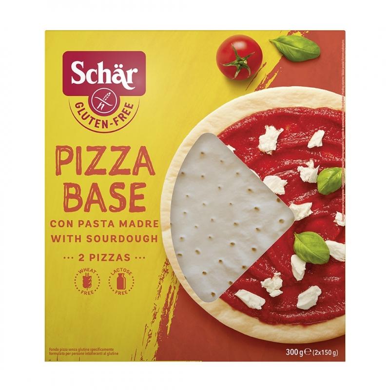 Picos pagrindas - Schar Pizza Base, 300 g