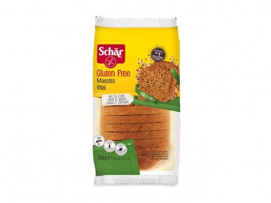 Raikyta duona - Schar Maestro Vital, 350g