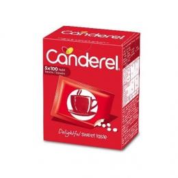 Saldiklis - Canderel, tabletės 5x100