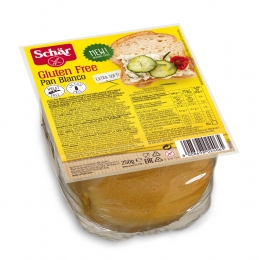 Raikyta balta duona - Schar Pan Blanco, 250 g