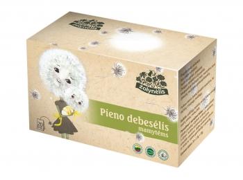 Žolelių arbata Pieno Debesėlis - Žolynėlis, 30 g