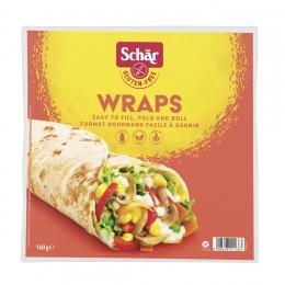 Tortilijos - Schar Wraps, 160g