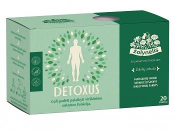 Žolelių arbata Detoxus - Žolynėlis, 40 g